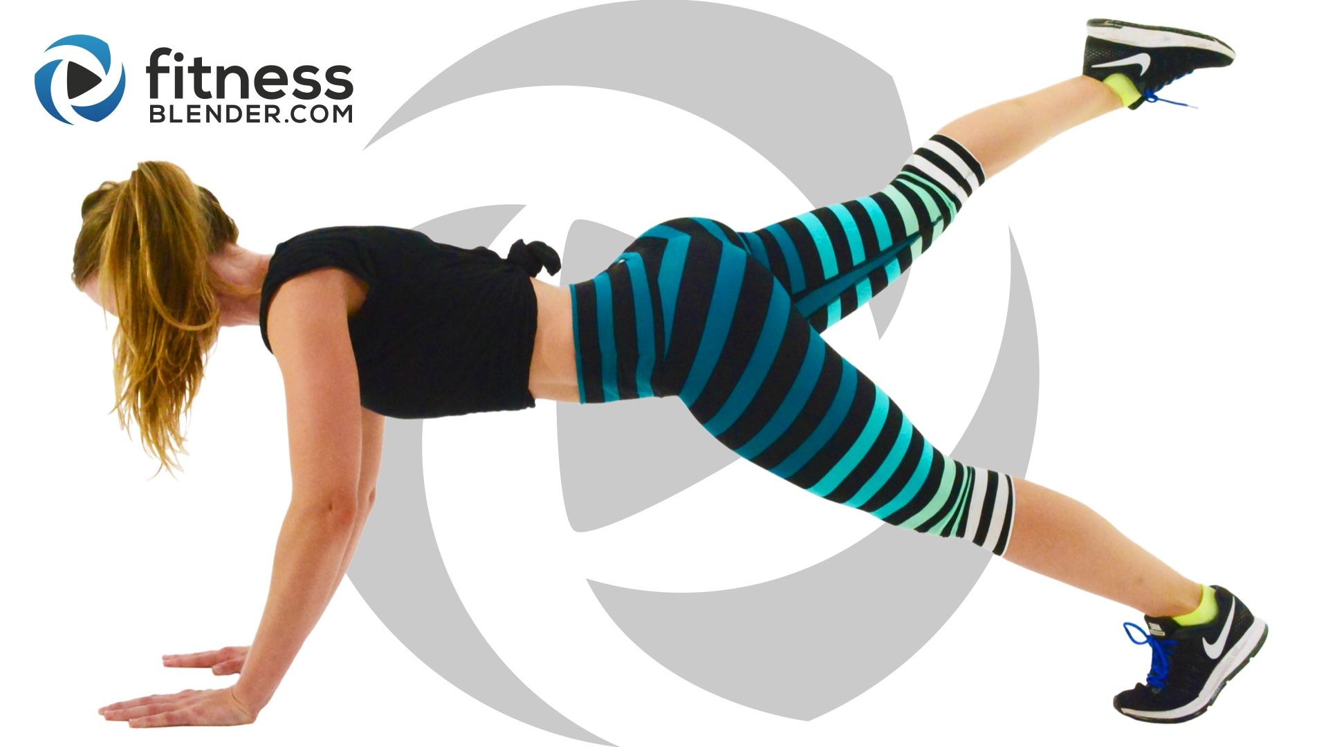 Fat Burning Hiit Cardio Workout With Advanced And Low