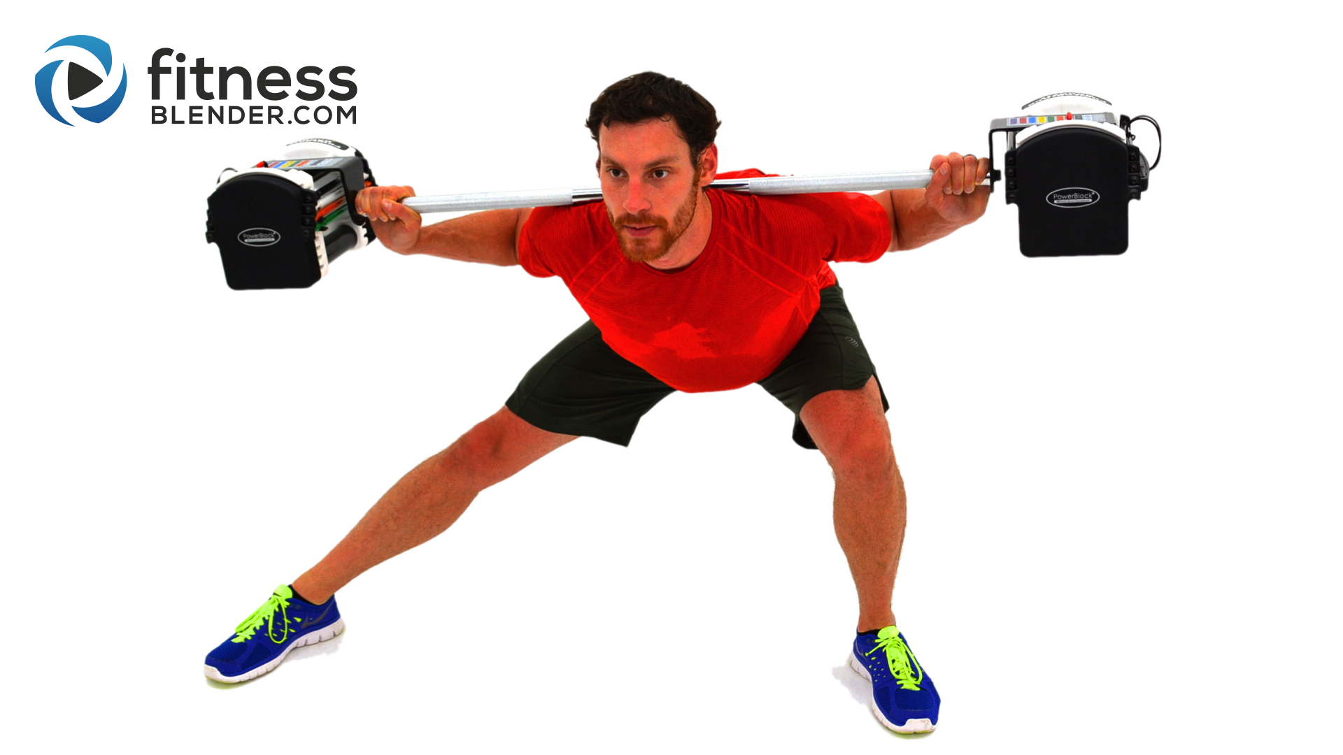 Mass Workout For Legs At Home Lower Body Barbell Workout Fitness Blender