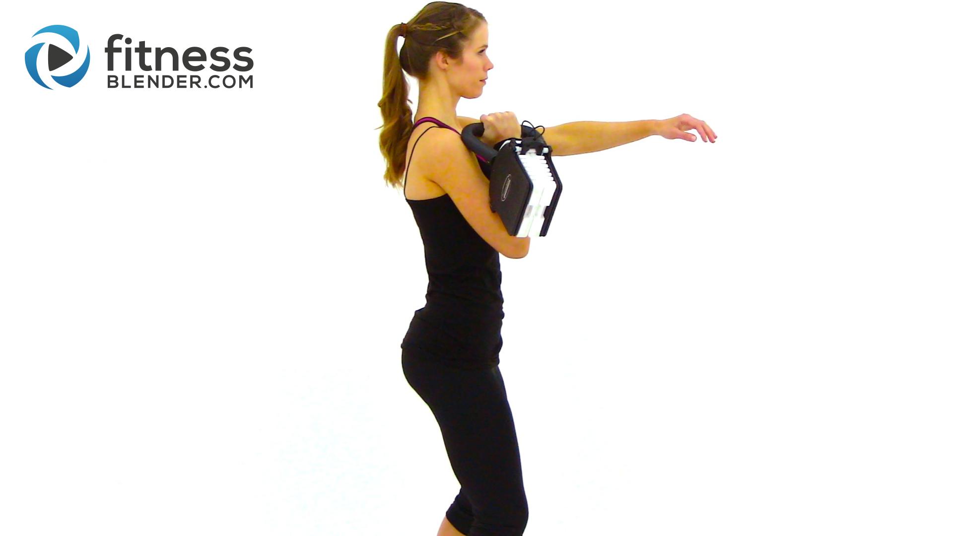Beginner Kettlebell Workout - Kells Kettlebells Routine ...