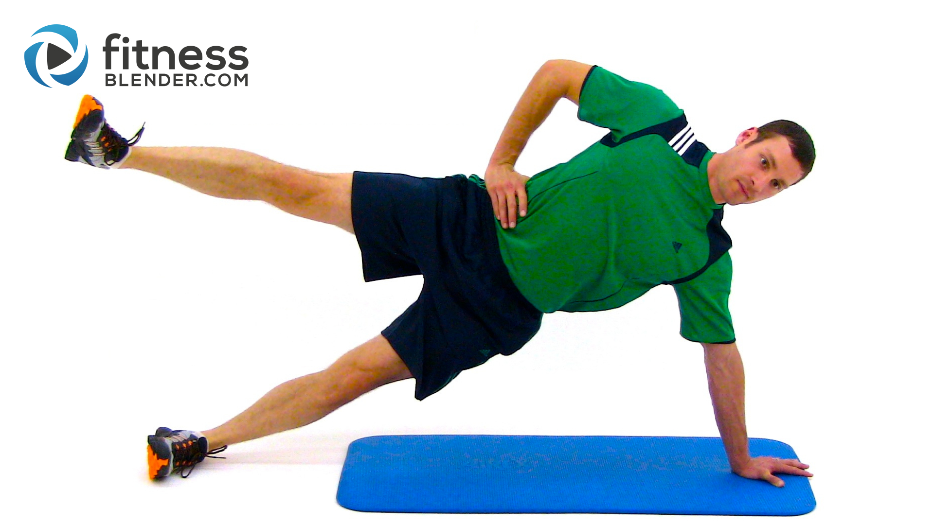 Stand With Knees Slightly Bent And Hold A Weight Plate In Front Of Your Hips Keeping Arms Straight Slowly Raise The You Until