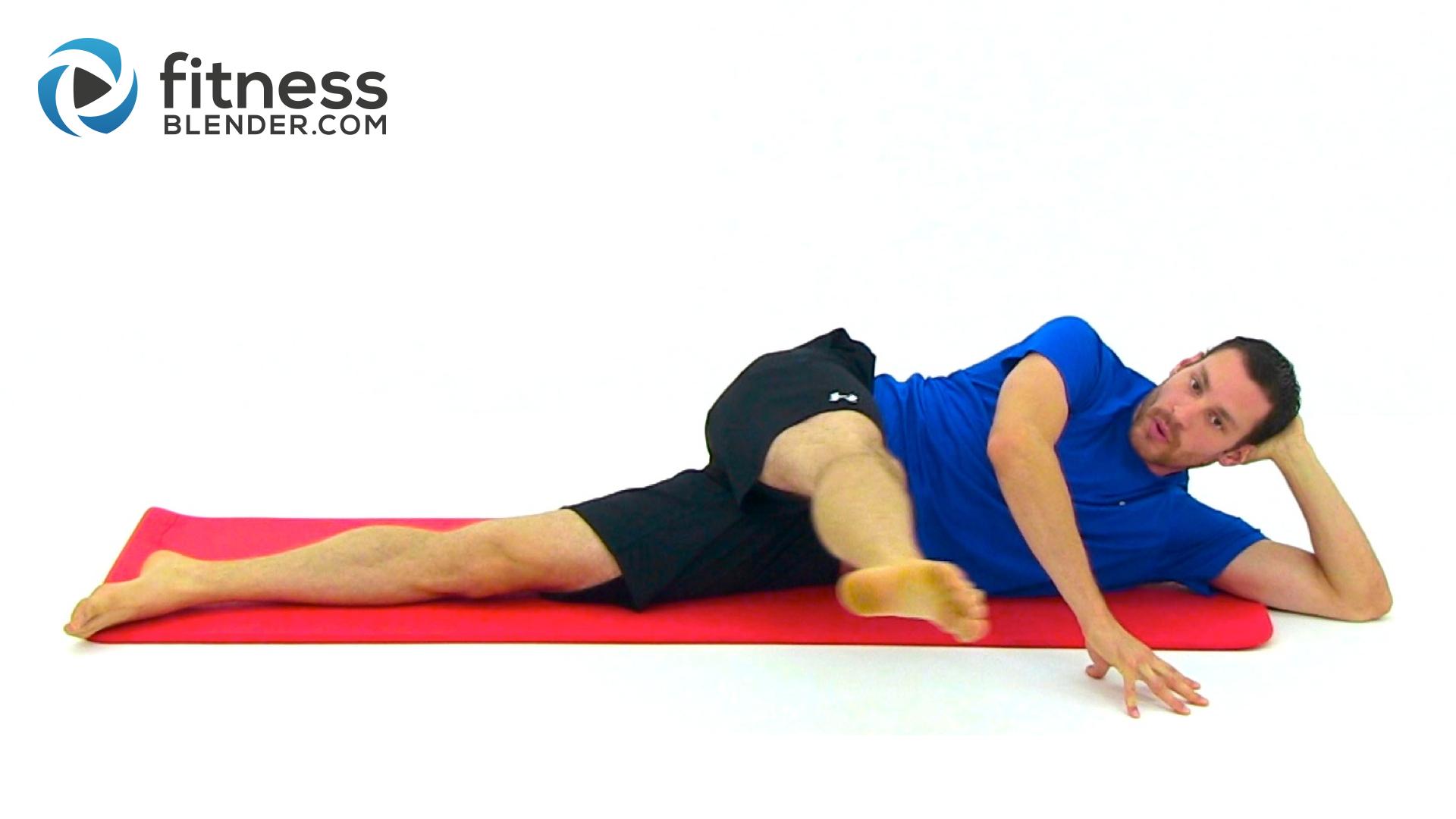 Comprehensive Pilates Leg Workout | Fitness Blender