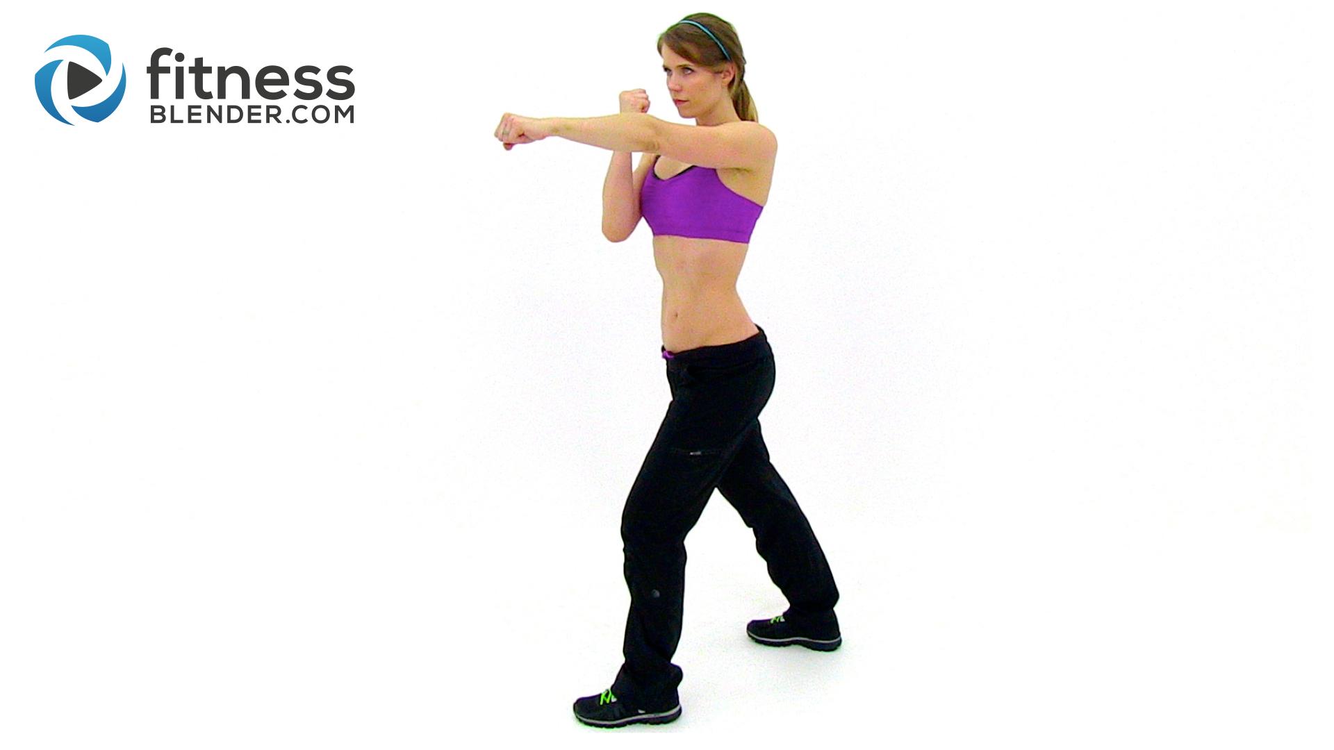 Shortcuts: Kickboxing Uppercut Workout Video forecasting