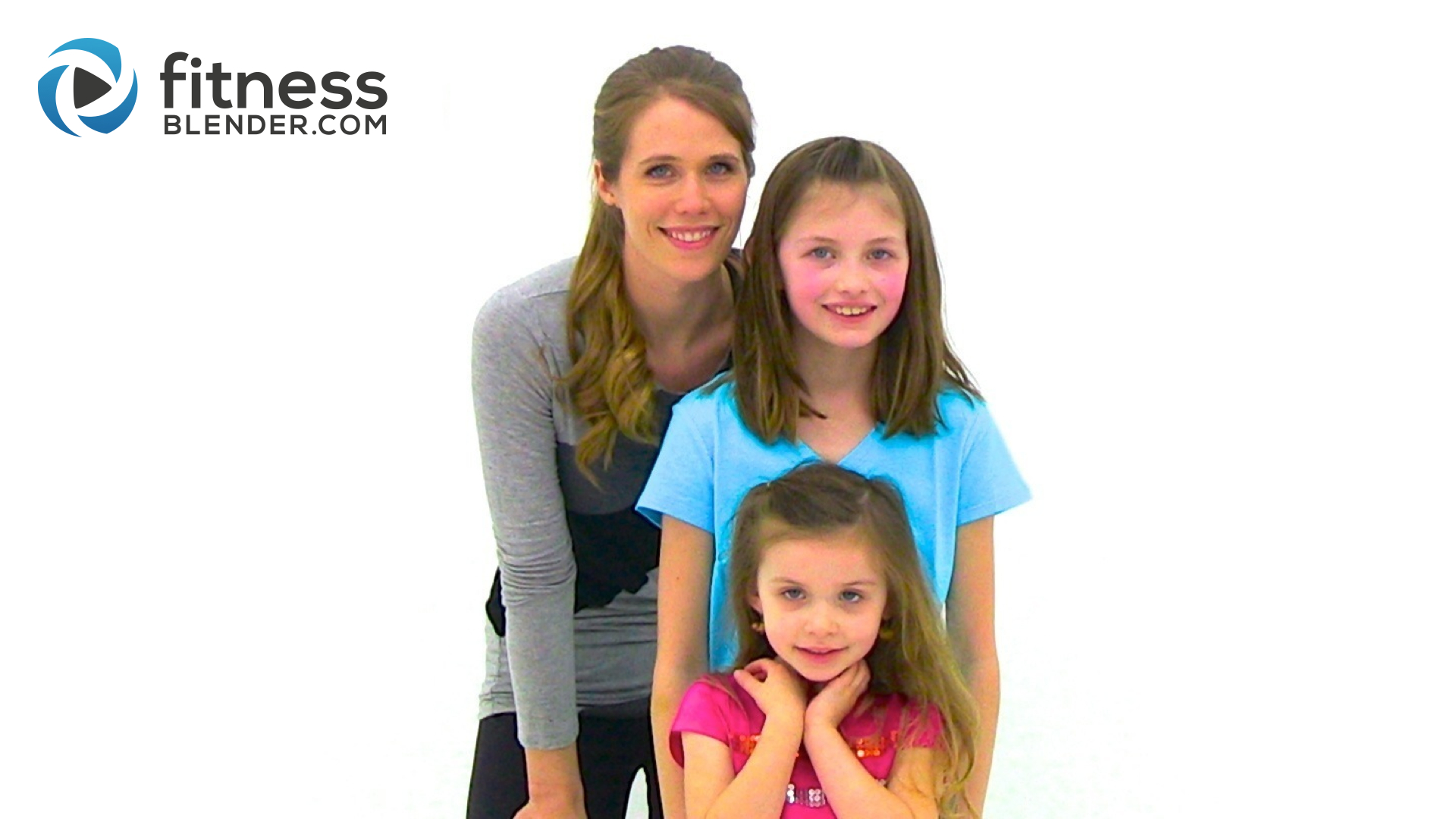 Fitness Blender Kids Workout 25 Minute Fun For At Home