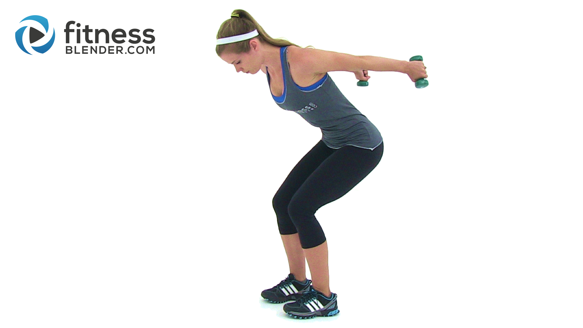 Lean Arms Workout - Rhomboids, Shoulders, Bicep, Tricep ...