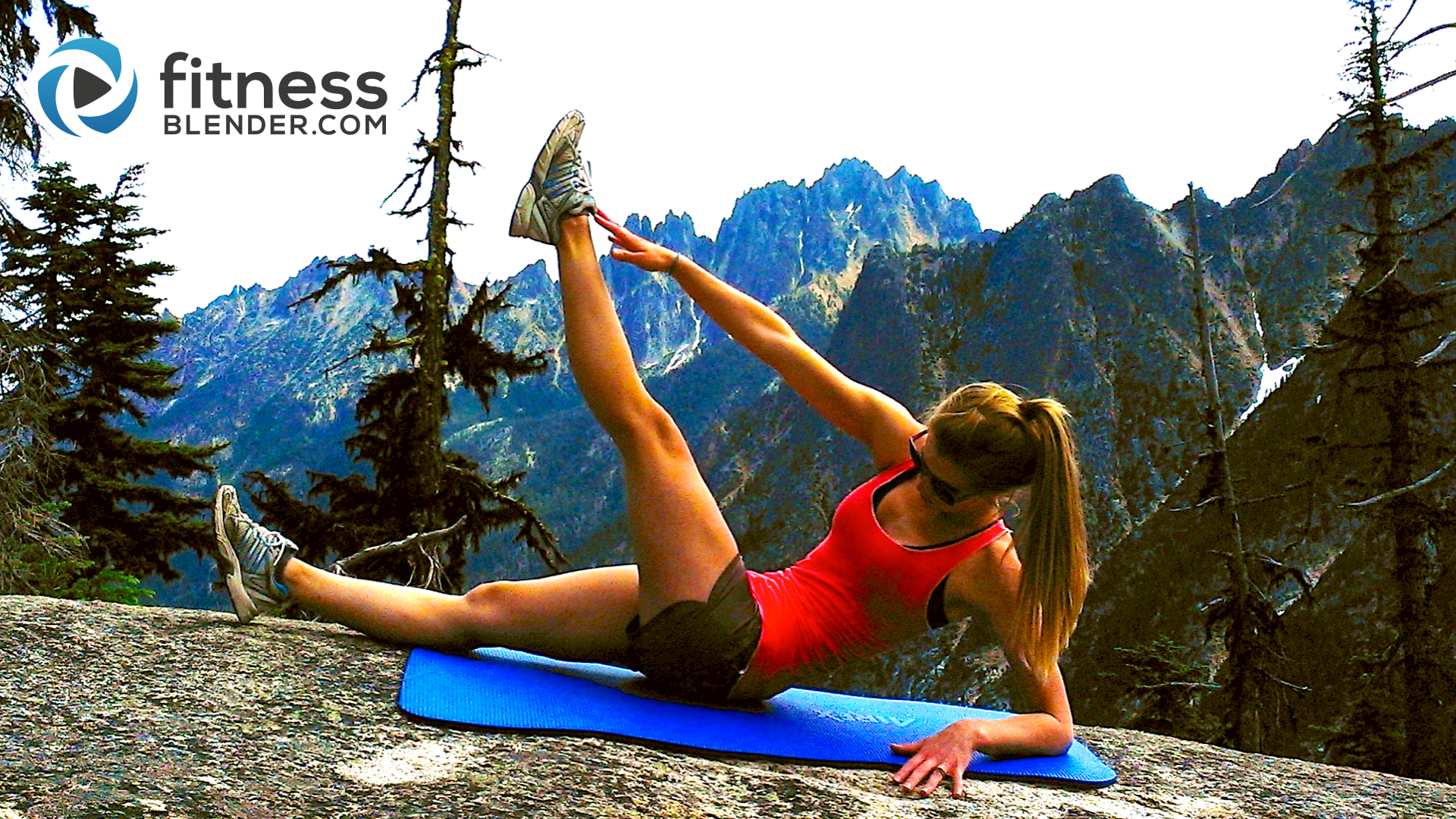 Mountain Top Abs Workout Toning Abs Amp Obliques Workout