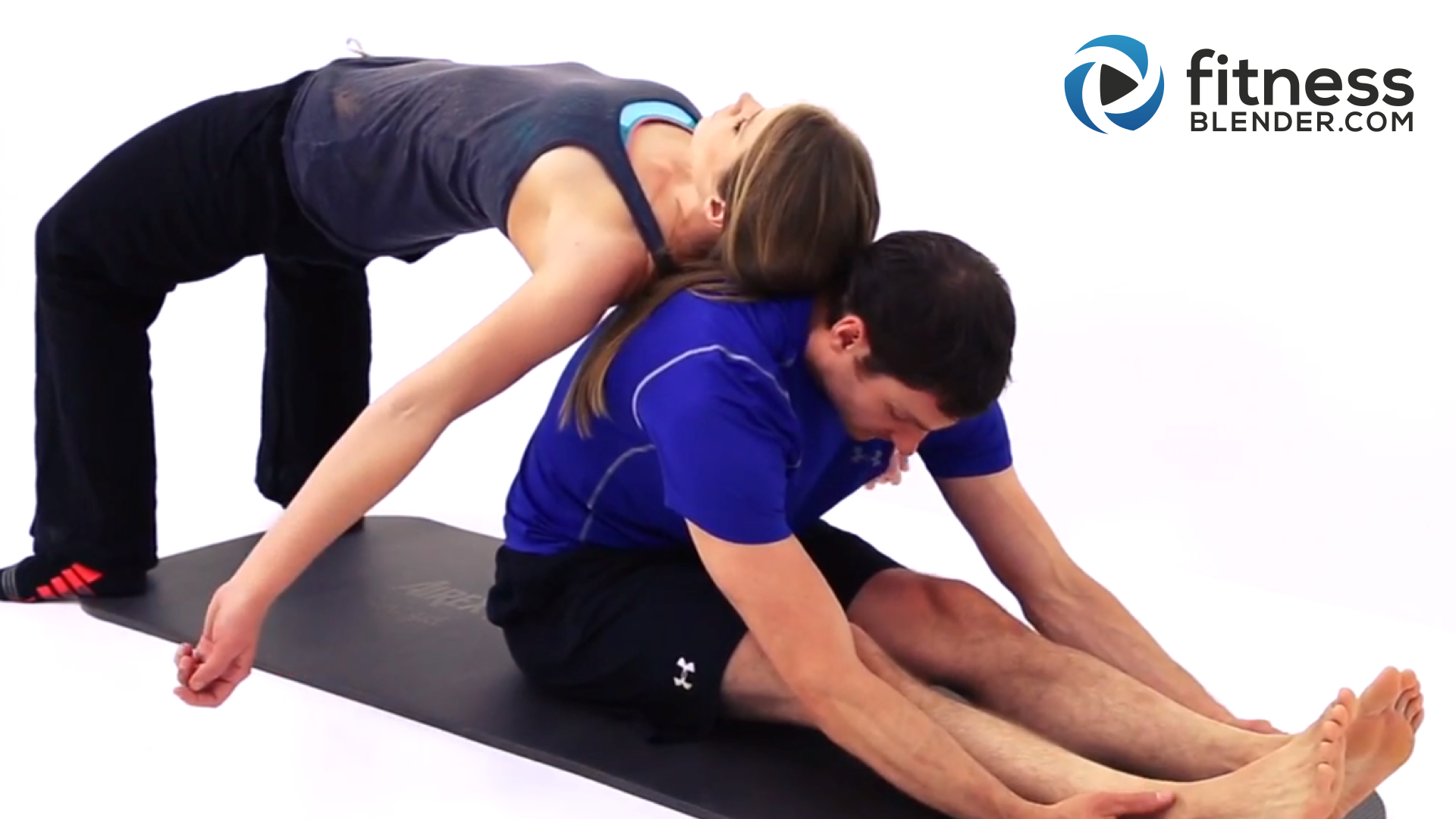 Partner Yoga Workout