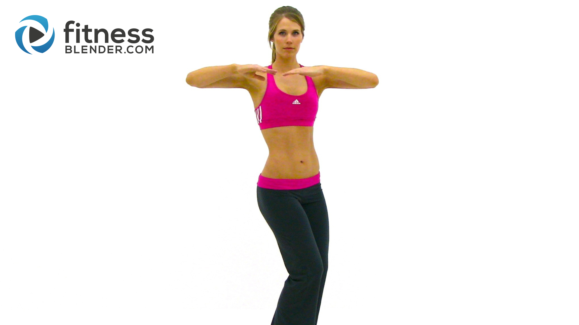 Standing Abs Exercises 10 Minute Standing Abs Workout