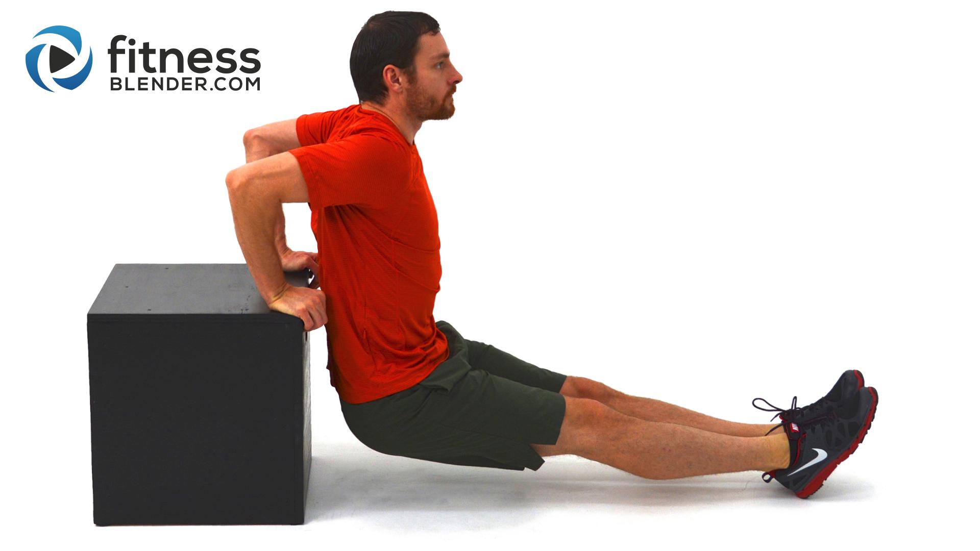 Upper Body Strength Gym Exercises - The Gym