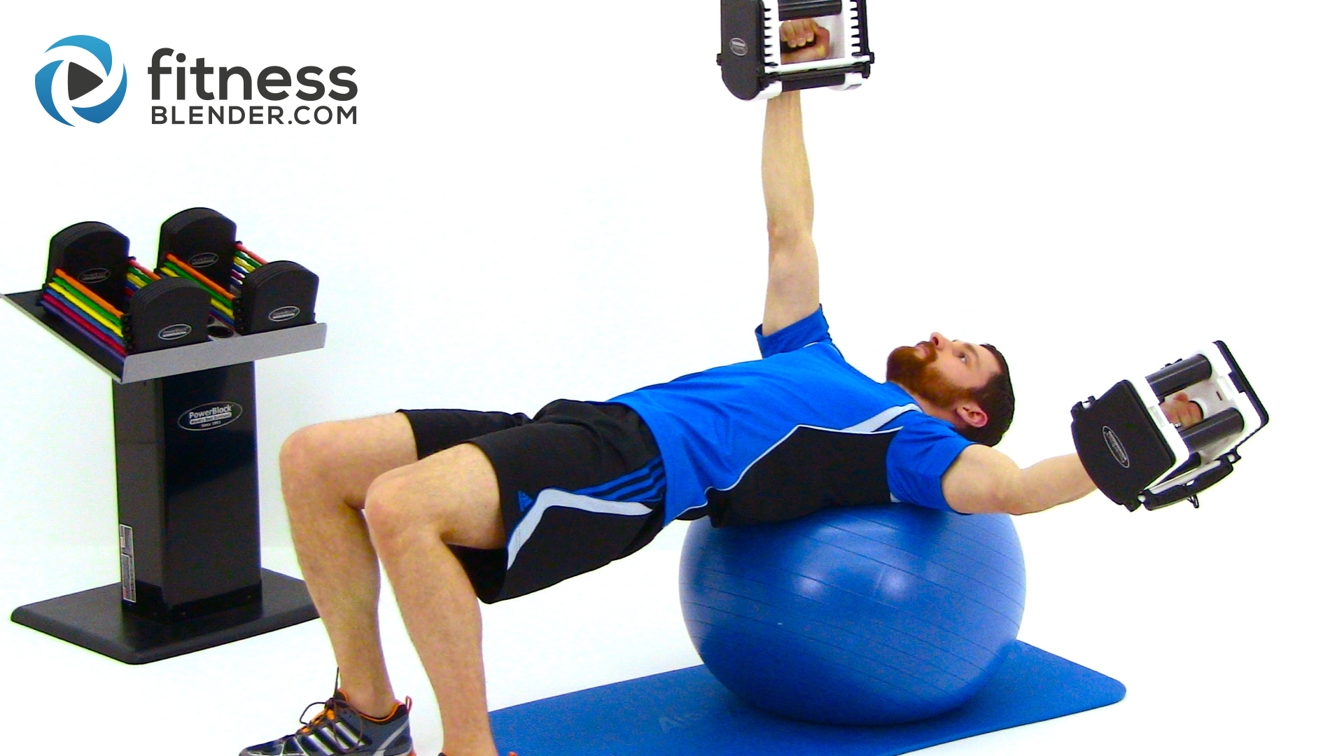 Upper Body Functional Strength Training Workout with ...