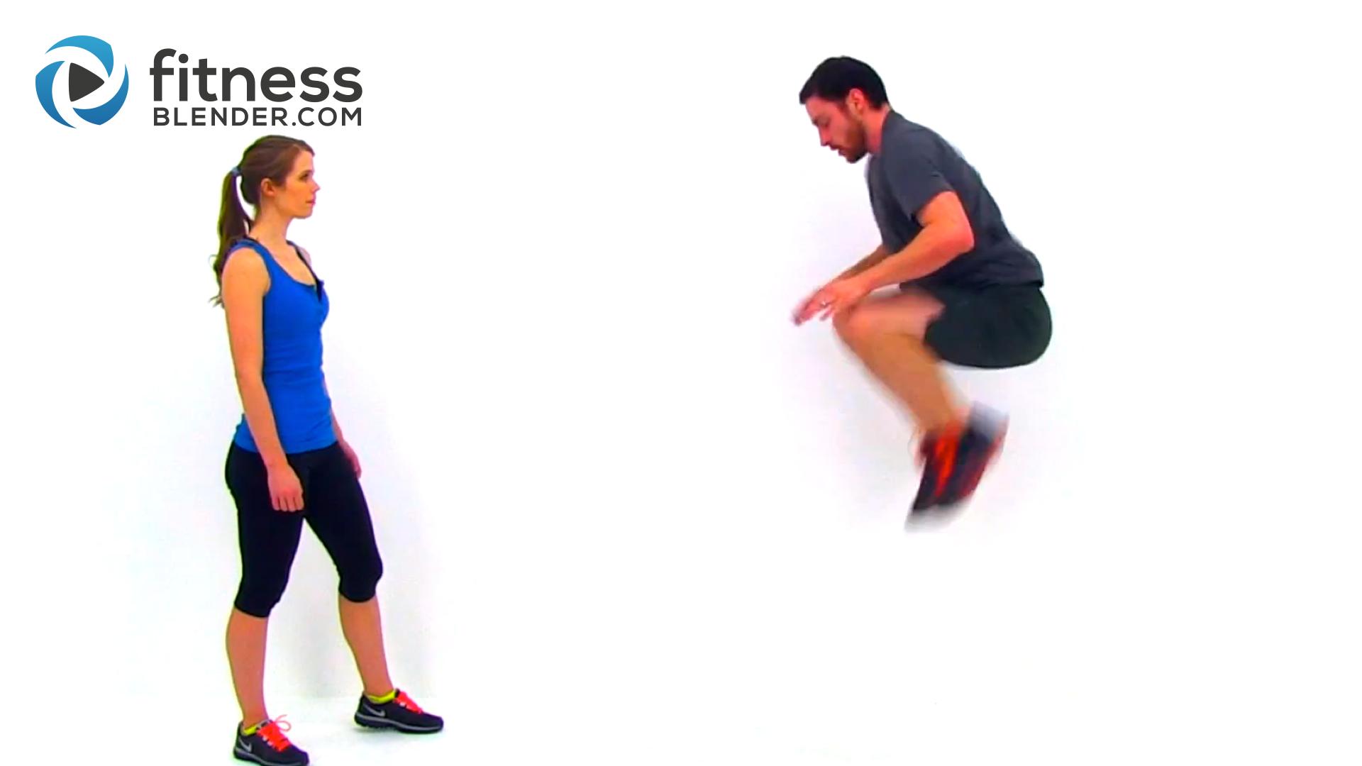 When I Say Jump HIIT Cardio - Fun, Brutal Bodyweight